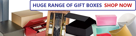 gift boxes banner