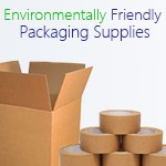 Environmentally Friendly Packaging Supplies
