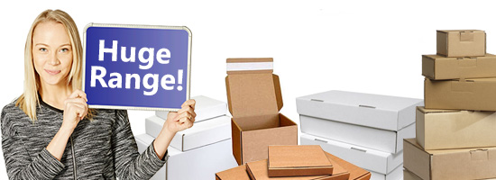 Postal Boxes - Biggest Range in UK