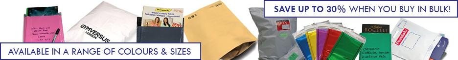 mailing bag banner
