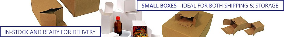 small boxes banner