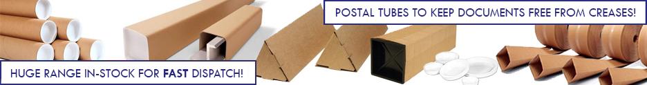 postal tubes banner