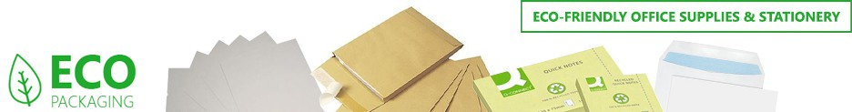 eco-stationery banner
